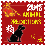 2018 Animal Predictions
